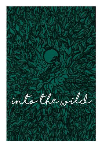 Wall Art, Into the wild free bird doodle Wall Art | Artist : CW Doodler, - PosterGully