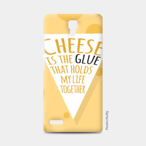 Cheese Love Redmi Note Cases | Artist : Virtual Paintings