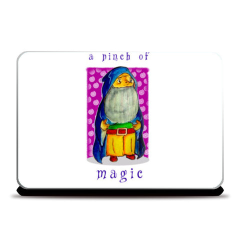 magic Laptop Skins | Artist : Shivraj Roy