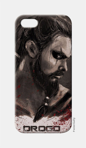 iPhone 5 Cases, Khal Drogo Game Of Thrones iPhone 5 Case | Artist: Parikshit Deshmukh, - PosterGully