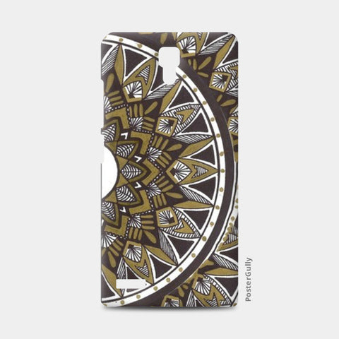 Mandala Art Redmi Note Cases | Artist : Gursimran Kaur