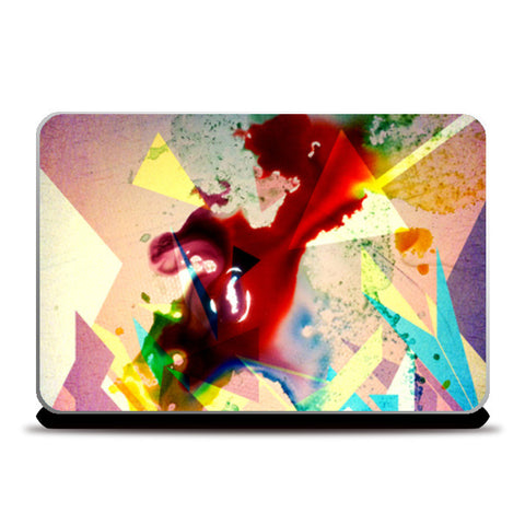 Laptop Skins, Abstract Overturn | Artist : Richard Howardson Laptop Skins | Artist : Richard Howardson, - PosterGully