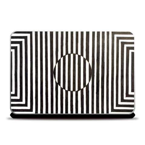 Laptop Skins, illusion Laptop Skins | Artist : Vanya Verma, - PosterGully