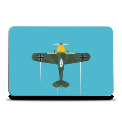 German Luftwaffe ww2 Laptop Skins | Artist : Himanshu Sood