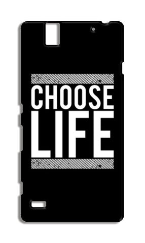 Choose Life Sony Xperia C4 Cases | Artist : Designerchennai
