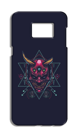 The Mask Samsung Galaxy S6 Edge Plus Cases | Artist : Inderpreet Singh