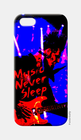 iPhone 5 Cases, Music Never Sleep iPhone 5 Case | Artist: Boys Theory, - PosterGully