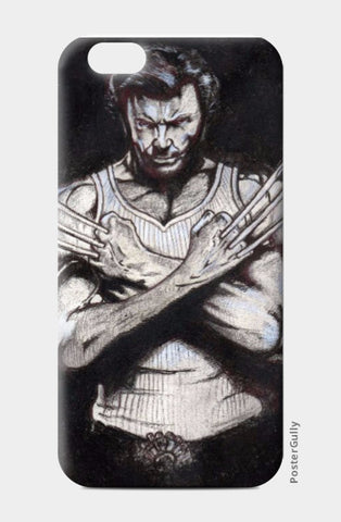 iPhone 6 / 6s, Wolverine iPhone 6 / 6s Case | Artist:Sumit Sinha, - PosterGully