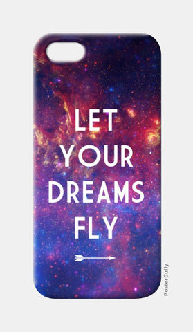iPhone 5 Cases, Let Your Dreams Fly iPhone 5 Cases | Artist : Suraaj Ajithakumar, - PosterGully