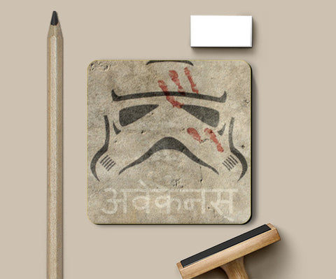 Coasters, Star Wars The Force Awakens Coasters Coasters | Artist : Samar Khan, - PosterGully
