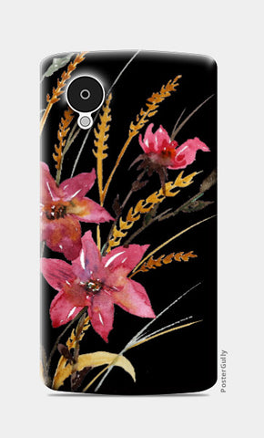 Nexus 5 Cases, Wildflowers Nexus 5 Case I Artist: Seema Hooda, - PosterGully
