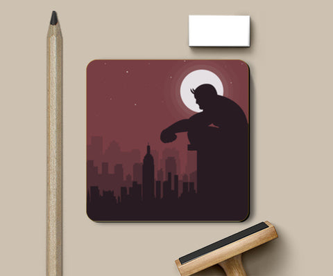 Daredevil Coasters | Artist : Darshan Gajara's Artwork