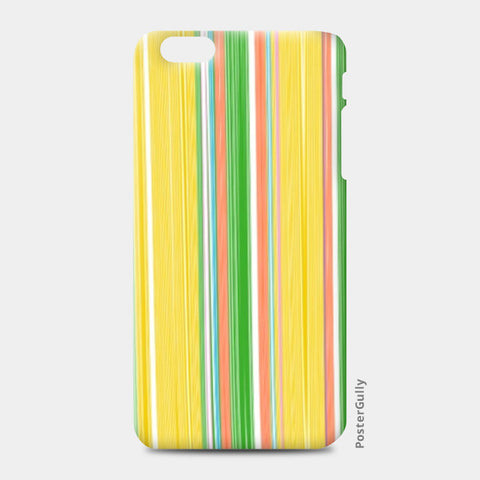 iPhone 6 Plus / 6s Plus Cases, Colorful Vertical Stripes iPhone 6 Plus / 6s Plus Case I Artist: Seema Hooda, - PosterGully
