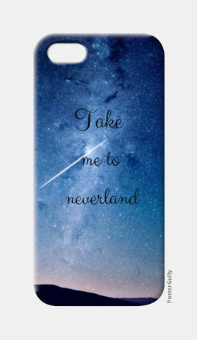 iPhone 5 Cases, Neverland iPhone 5 Case | Artist : Vidushi Jain, - PosterGully