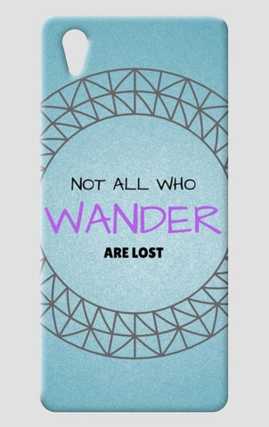 Not all who wander are lost One Plus X Cases | Artist : Pallavi Rawal