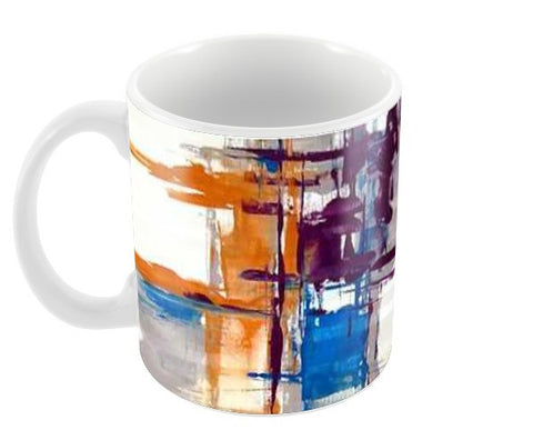 Colour Play Coffee Mugs | Artist : Rupam Shah