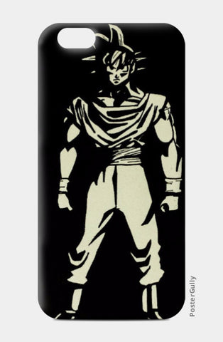 iPhone 6 / 6s, Goku DragonBall Z iPhone 6 / 6s Case | Artist: Abhinav Moona, - PosterGully