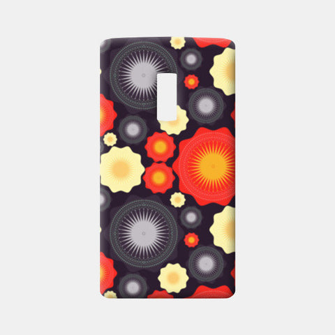 Geometric object pattern illustration One Plus Two Cases | Artist : Designerchennai