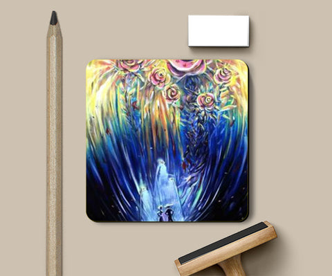 Coasters, Love Defined - Painting Coasters | Artist : Smeet Gusani, - PosterGully