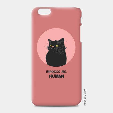 Grumpy Cat iPhone 6 Plus/6S Plus Cases | Artist : Arpita Gogoi