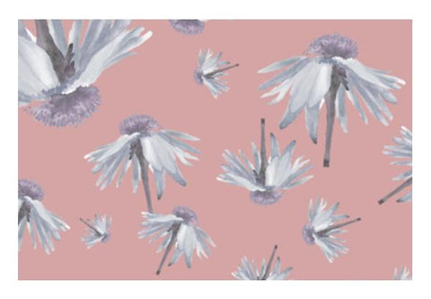 Dancing Daisies Wall Art PosterGully Specials