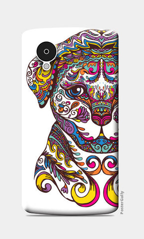 doggie blooms Nexus 5 Cases | Artist : abhijeet sinha