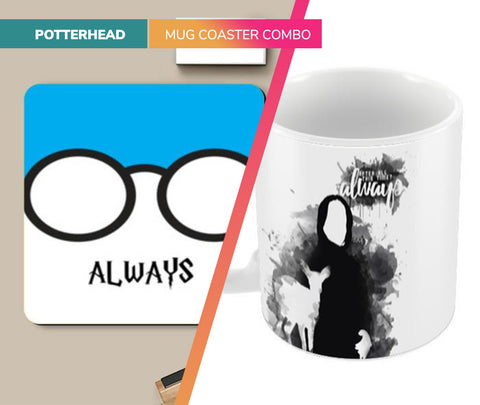 Potterhead | Mug Coaster Set