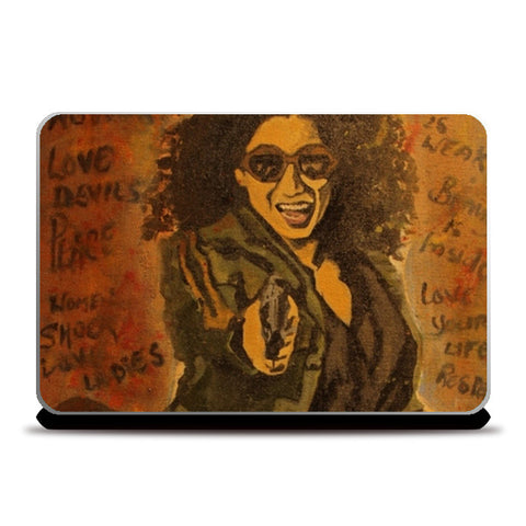 Laptop Skins, not so weak Laptop Skins | Artist : the scribble stories, - PosterGully