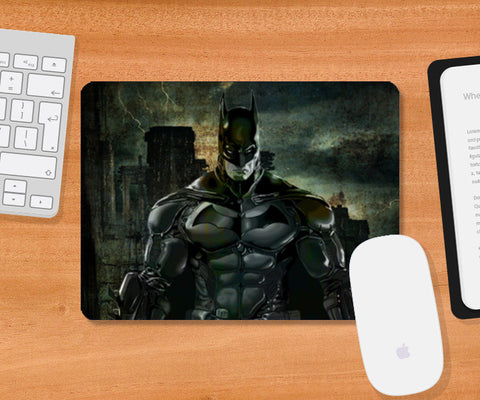 Mousepad, Batman - Arkham Origins Mousepad | Artist : Melwin Jose, - PosterGully