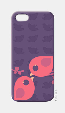 Love Birds iPhone 5 Cases | Artist : Naiya Parkash