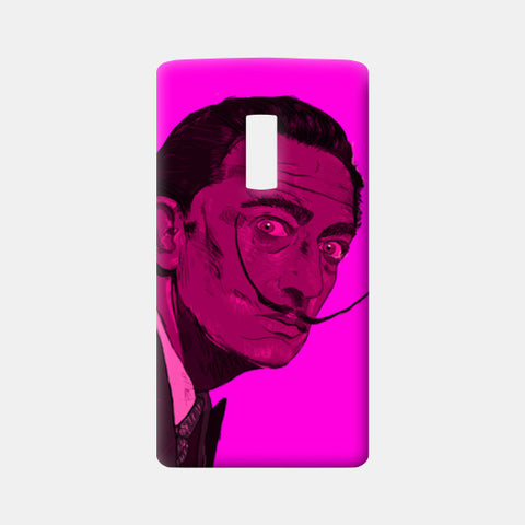 Salvador Dali One Plus Two Cases | Artist : Mohammed Chiba