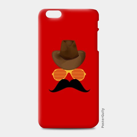 iPhone 6 Plus / 6s Plus Cases, Texas Cowboy | iPhone 6 Plus / 6s Plus Cases  | Artist : Nikhil Wad, - PosterGully