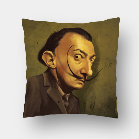 Cushion Covers, salvador dali | Nikunj Prajapati Cushion Covers | Artist : Nikunj Prajapati, - PosterGully