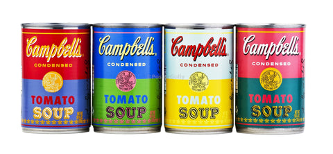 PosterGully Specials, Andy Warhol | Cambells Soup Limited Edition, - PosterGully