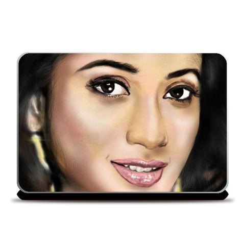Laptop Skins, Voice Queen Shreya Ghoshal  Laptop Skins | Artist : Draw On Demand, - PosterGully