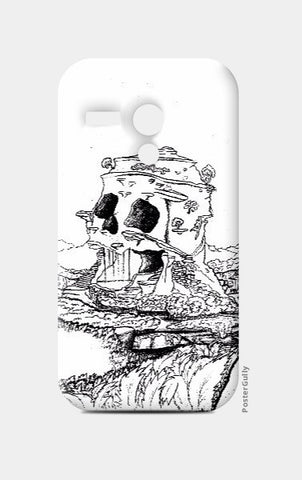 Moto G Cases, Ghost Moto G Case | Amrit Singh, - PosterGully
