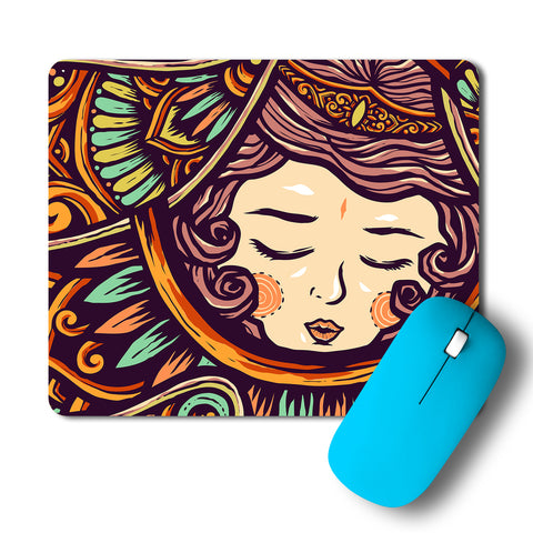 Sleeping Mousepad