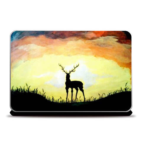 Stand alone even if it gets Dark Laptop Skins | Artist : Pallavi Rawal