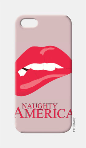 iPhone 5 Cases, Naughty America | Sortedd, - PosterGully