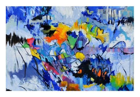 abstract 85214 Wall Art  | Artist : pol ledent
