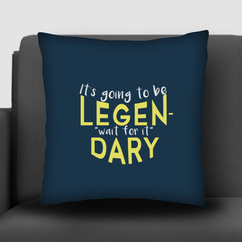 How I Met Your Mother Cushion Covers | Artist : Kaushal Faujdar