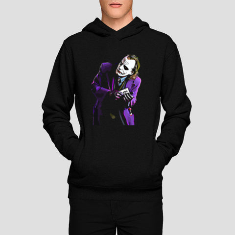 Hoodies, Joker   Hoodies | Artist : Delusion, - PosterGully - 1