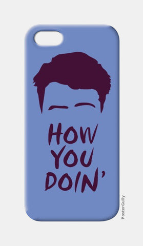 iPhone 5 Cases, Joey From Friends iPhone 5 Cases | Artist : Mohak Gulati, - PosterGully