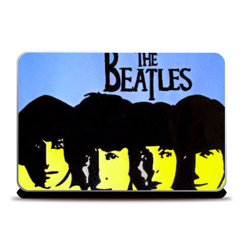 Laptop Skins, The Beatles Laptop Skin | Pritika Uppal, - PosterGully