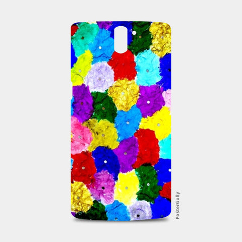One Plus One Cases, Abstract colors One Plus One Cases | Artist : Ajooni Singh, - PosterGully