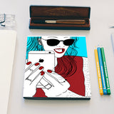 SELFIE Notebook | Artist : DISHA BHANOT