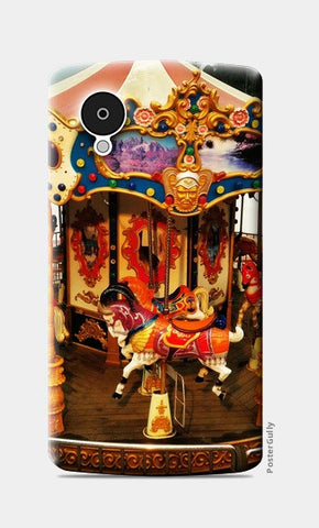 Nexus 5 Cases, Carousel Nexus 5 Cases | Artist : Yagneswar, - PosterGully