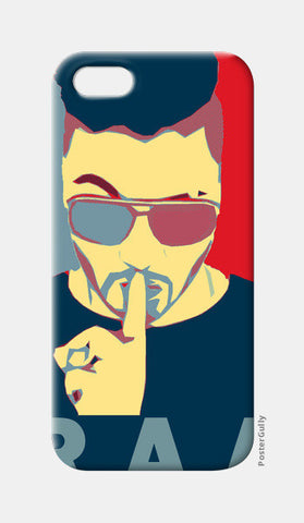 Raftaar iPhone 5 Cases | Artist : Chintan Sapovadiya