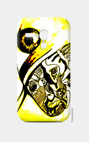 Moto G Cases, Artist and the third eye moto G Case | Vikrant Khirwar, - PosterGully