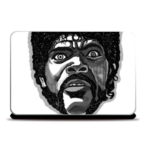 Laptop Skins, pulp fiction  Laptop Skins | Artist : chaitanya kumar, - PosterGully